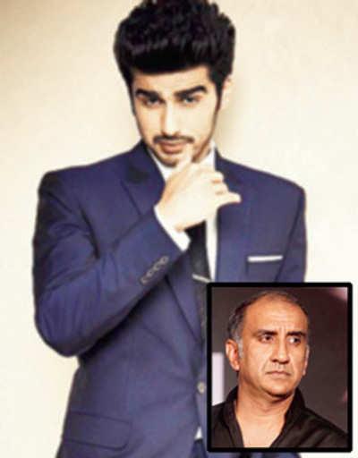 It's Arjun, not Sakshi in Milan's next