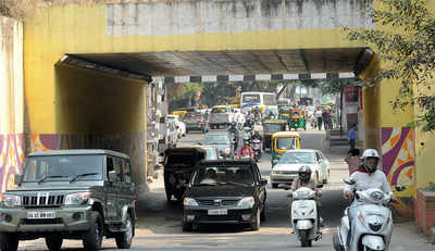 'Widen the underpass first, then build flyover'