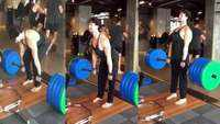 'Superhuman' Tiger Shroff deadlifts 200 kg during workout session!