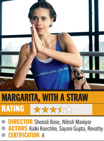 Film review: Margarita, With A Straw
