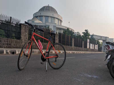 Navi Mumbai cycling track gets green nod
