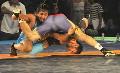 Asian Games 2018: Bajrang Punia - A serious contender for a medal in wrestling