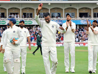 India vs England Test series: Hardik Pandya scalps five wickets as India take control of 3rd Test