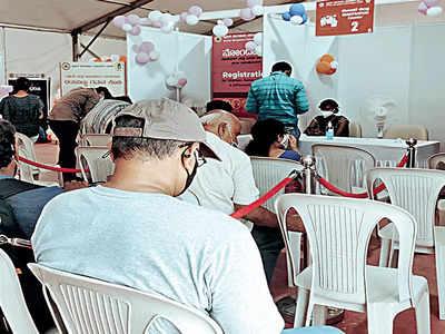 Malleswaram Mirror Special: Around Town: Mega chance to get jabbed
