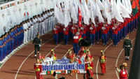 13th South Asian Games open with grandeur in Kathmandu