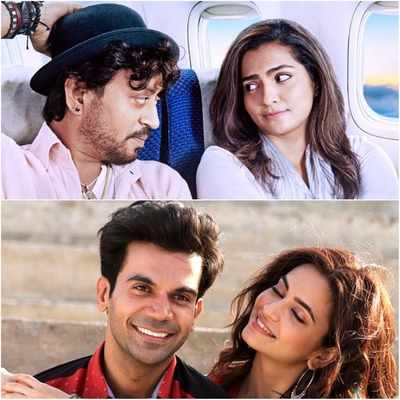 Qarib Qarib Singlle and Shaadi Mein Zarur Aana weekend box office collection: Irrfan Khan's rom-com races ahead of Rajkummar Rao's film