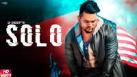 Latest Hindi Song 'Solo' Sung By G-Deep