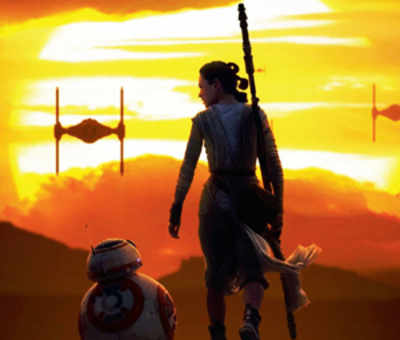 Film review: Star Wars: The Force Awakens