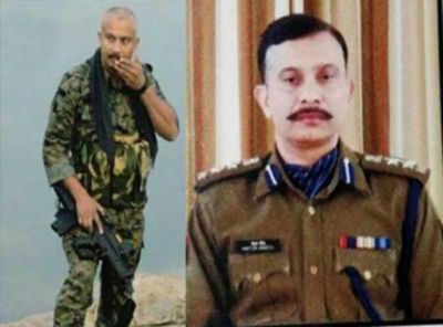 CRPF commandant Chetan Cheetah joins duty a year after he was shot nine times