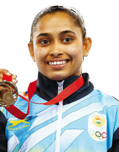Small Talk with Dipa Karmakar: 'We're not a circus act, we are gymnasts'