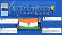Tokyo Olympics: Bollywood congratulates Indian Men's hockey team