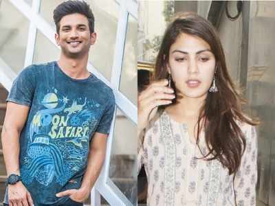 Rhea Chakraborty: This is the only property of Sushant Singh Rajput that I possess