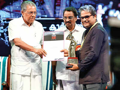 Vishal Bhardwaj bags best music award for Malayalam film Carbon