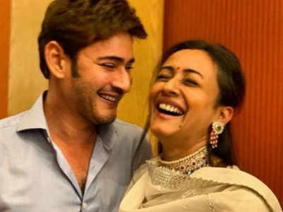 Read Mahesh Babu's heartwarming 14th anniversary message for Namrata Shirodkar