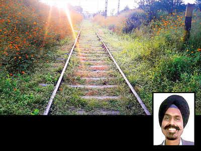 Nature on track