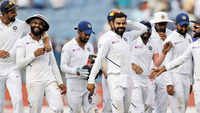 2nd test: India beat South Africa by an innings and 137 runs, take 2-0 lead