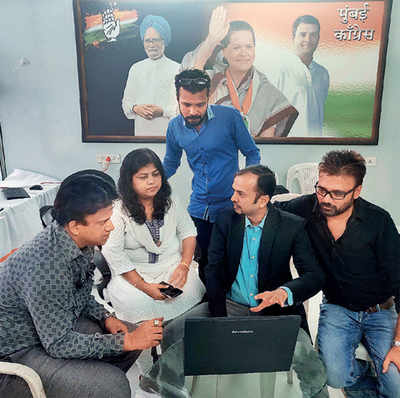 Bhasha battlegrounds: Politicians engage with voters on regional social media platforms