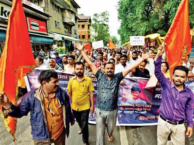 Shiv Sena lawmaker Harshvardhan Jadhav announces new party to fight for Maratha quota