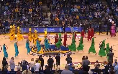 Watch: Video of Bhangra performance at NBA game goes viral