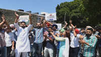 Protest wave hits Panjab University
