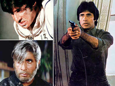 With Shahenshah, Satte Pe Satta and other Amitabh Bachchan remakes, Bollywood is ready for the return of the Angry Young Man