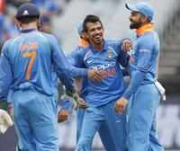 India vs Australia: Yuzvendra Chahal dazzles on field after change to line up