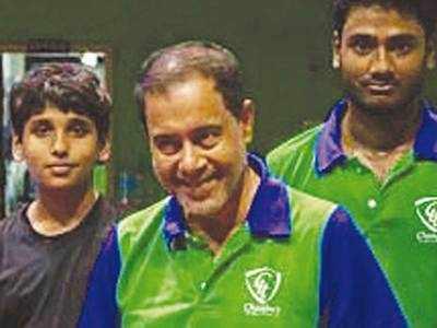 India's table tennis icon Chandra no more