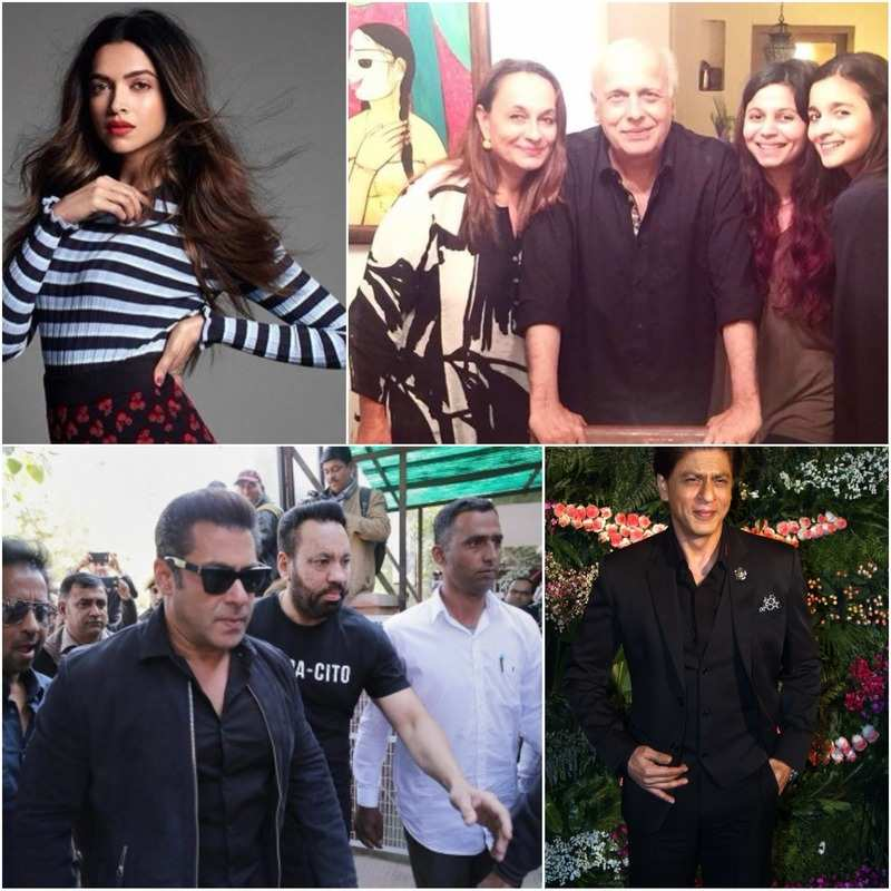 Salman Khan to Deepika Padukone: Bollywood stars who have received death threats