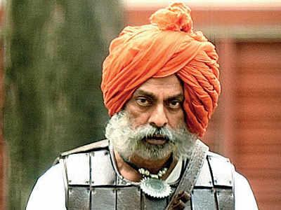 Telugu veteran Jagapati Babu in Ajay Devgn's Taanaji: The Unsung Warrior