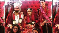 Glimpse: Sushmita Sen's brother Rajeev Sen and Charu Asopa's beautiful wedding