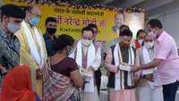 Best way to celebrate PM Modi's birthday is to serve those who are in need: JP Nadda
