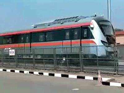 Test run starts, first phase of metro to be operational by March