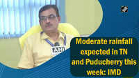 Moderate rainfall expected in TN and Puducherry this week: IMD