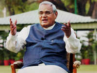 Former PM Atal Bihari Vajpayee rushed to AIIMS, health condition stable