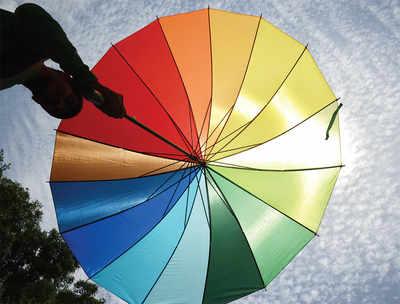 Sandalwood has a rainbow moment