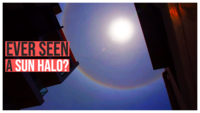 Optical phenomenon: Halo around the sun spotted over Vizag