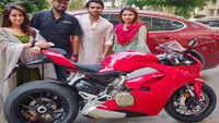 'Big Boss 12' winner Dipika kakar and Shoaib Ibrahim's new luxury bike