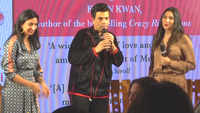 Filmmaker Karan Johar graces book launch event in Mumbai