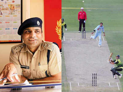 Joginder Sharma: The 2007 T20 World Cup final hero who is a front line warrior against coronavirus