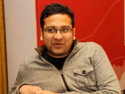 Flipkart happened as Google rejected me: Binny Bansal