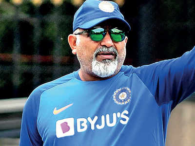 Rathour ensured bowlers batted in the nets and that paid off: Bharat Arun