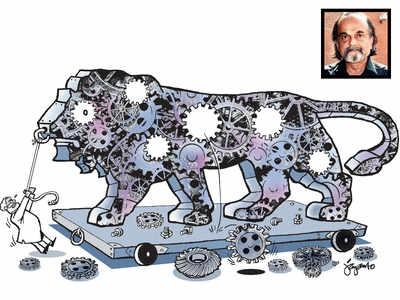 India's economic show and democracy
