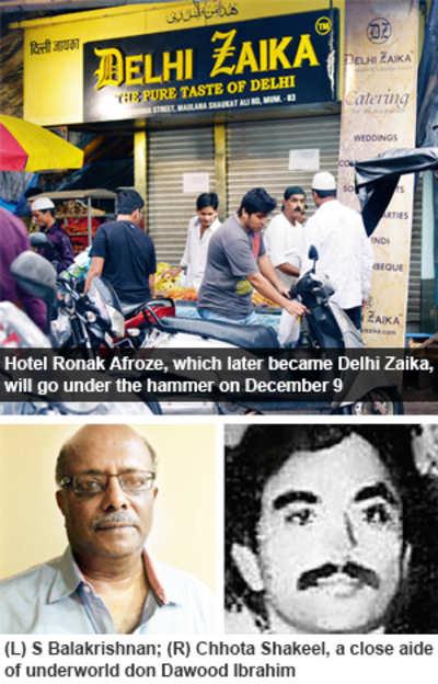 Former journalist bidding for Dawood property gets threat