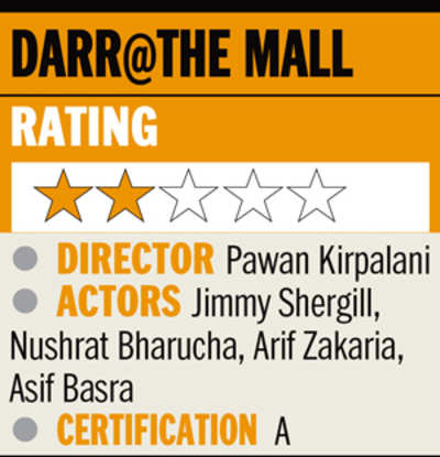 Film review: Darr@The Mall