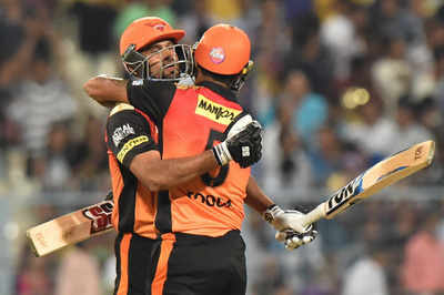 Highlights: KKR vs SRH, IPL 2018: Sunrisers Hyderabad beat Kolkata Knight Riders by 5 wickets