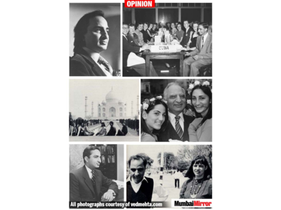 What Ved Mehta's writings say about India