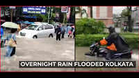 Kolkata receives over 100mm rains in just 6 hours, highest in September in 14 years