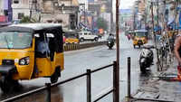 Visakhapatnam: Several parts of city witness light rain