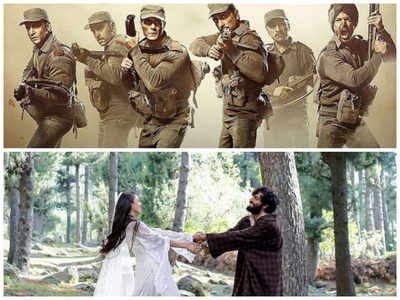 Paltan vs Laila Majnu day 2 box office collection report: JP Dutta's multi-starrer war drama takes leap over Sajid Ali directorial