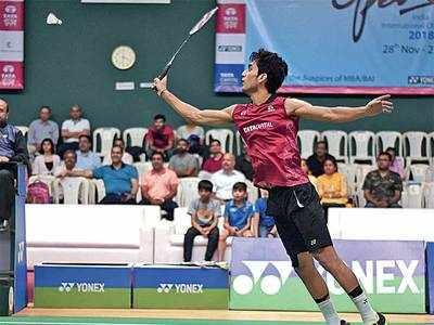 Lakshya Sen swiftly dismantles Kunlavut Vitidsarn to win Tata Open